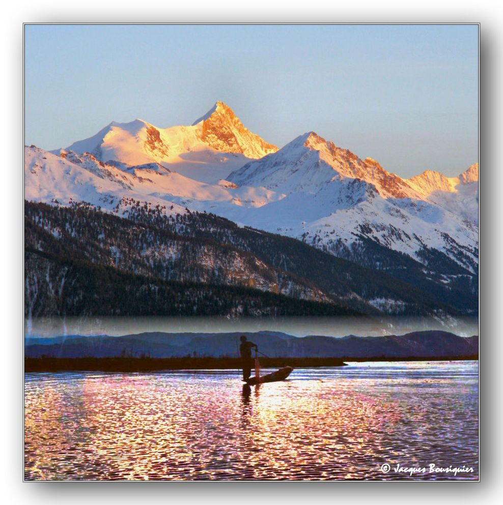 Pêche au Lac...