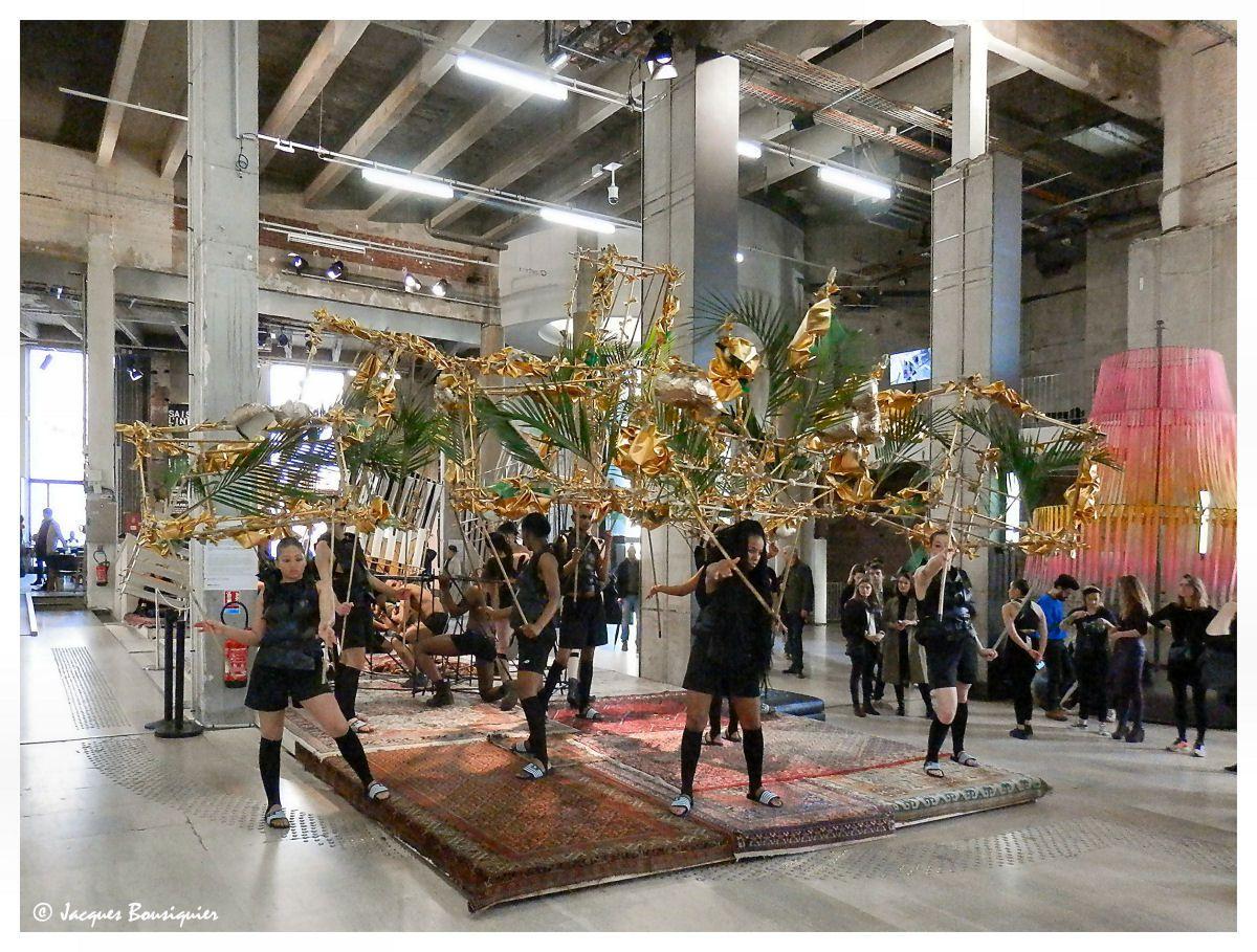 Festival DO DISTURB en ce moment au Palais de Tokyo à Paris