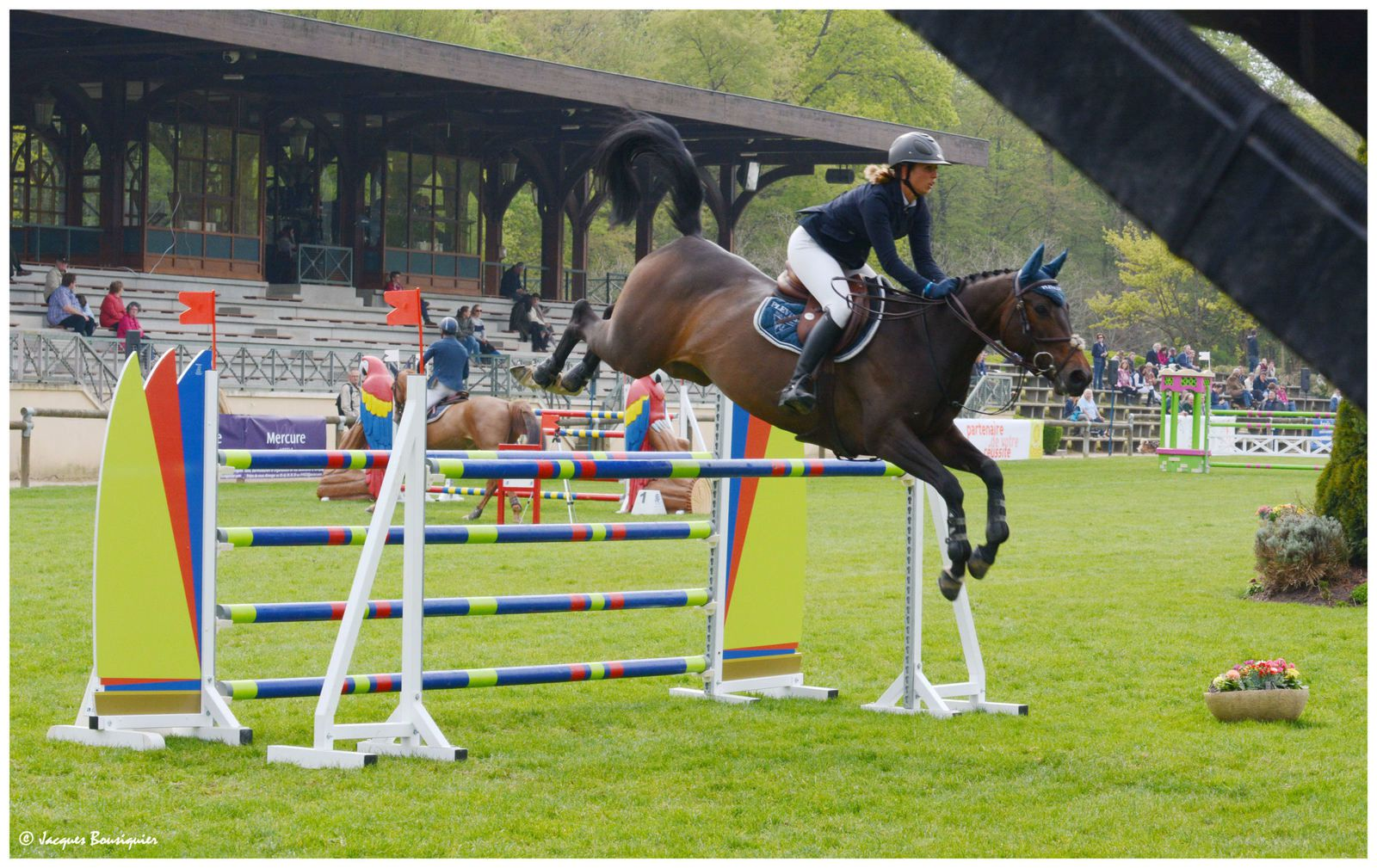 Jumping international : le Derby de Compiègne