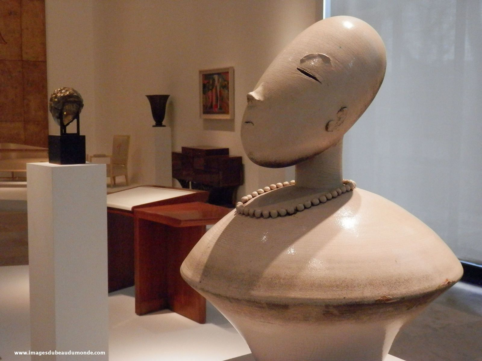 Le musée d'Art Moderne de la Ville de Paris : libre visite