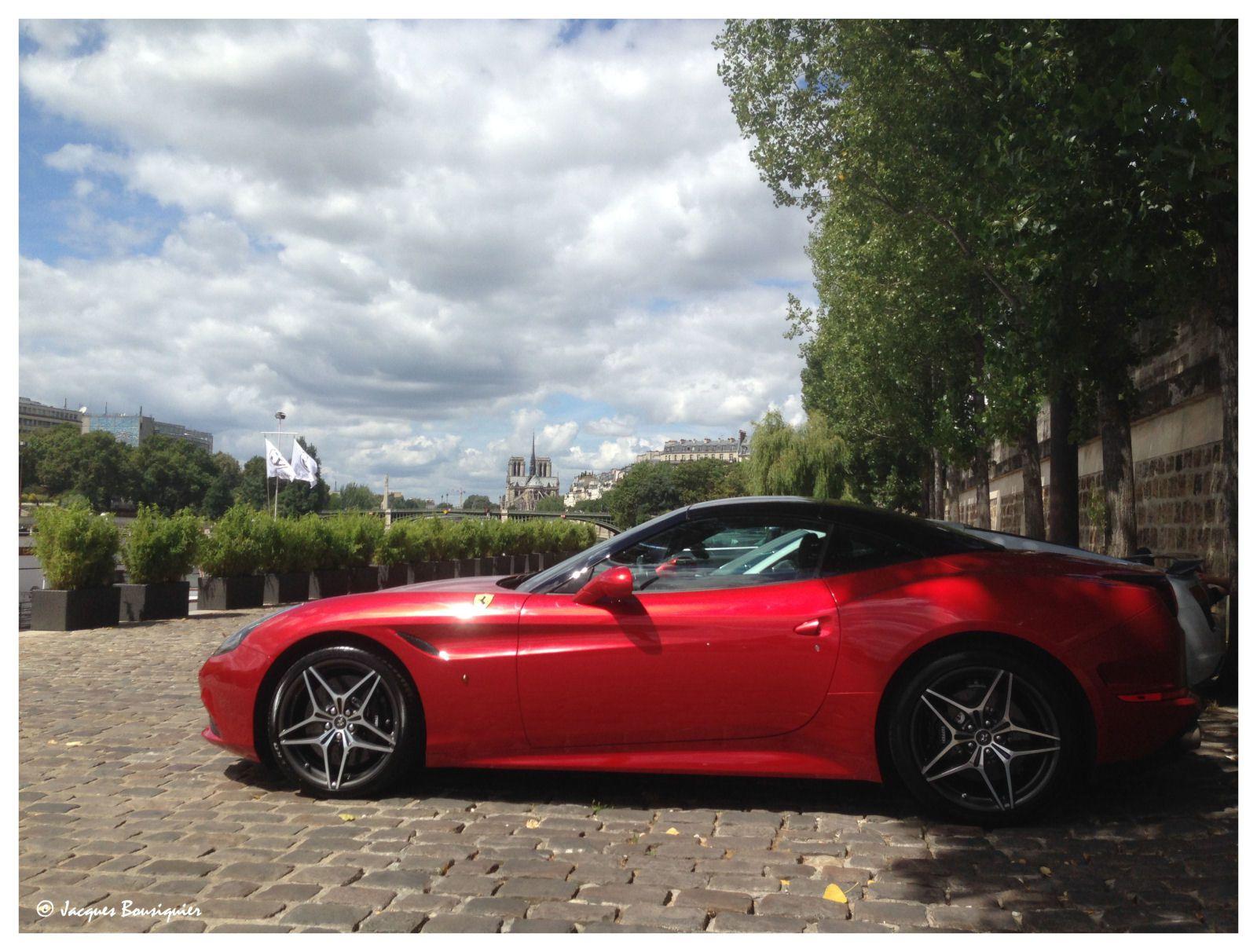 Ferrari, Maserati, Audi à Paris ?