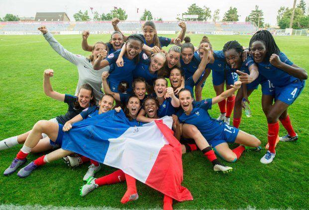 Bleuettes et Bleuets de France sur le toit de l'Europe