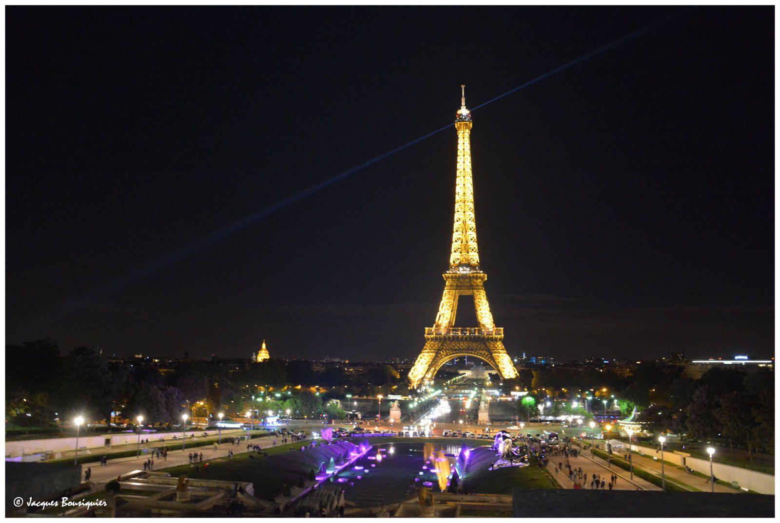 Photos réalisées dans la nuit du samedi 1er au dimanche 2 octobre 2016