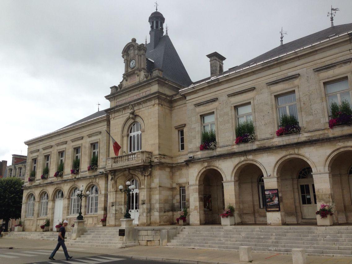 Chauvigny, cartes postales