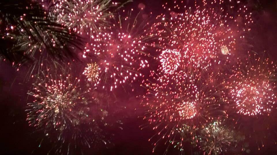 Collioure, réveillon de la st Sylvestre 2014