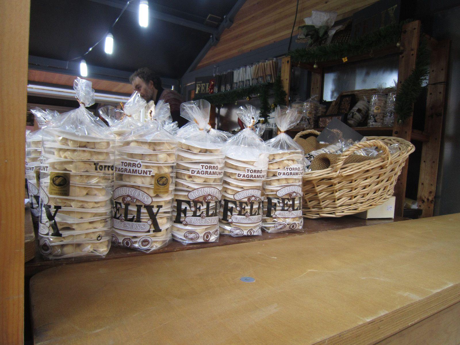 Figueres, marché de noel 2014, mercat de nadal