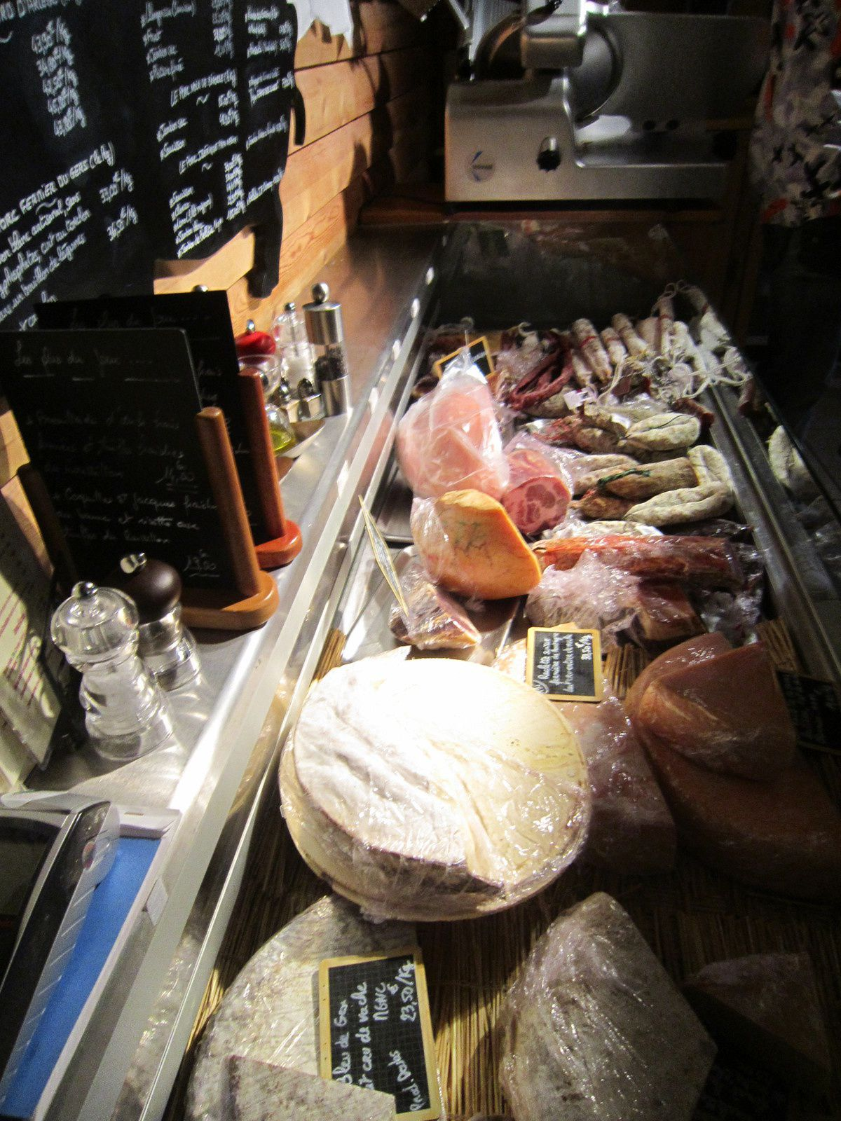 Font Romeu, La ferme des Lloses, fromager affineur