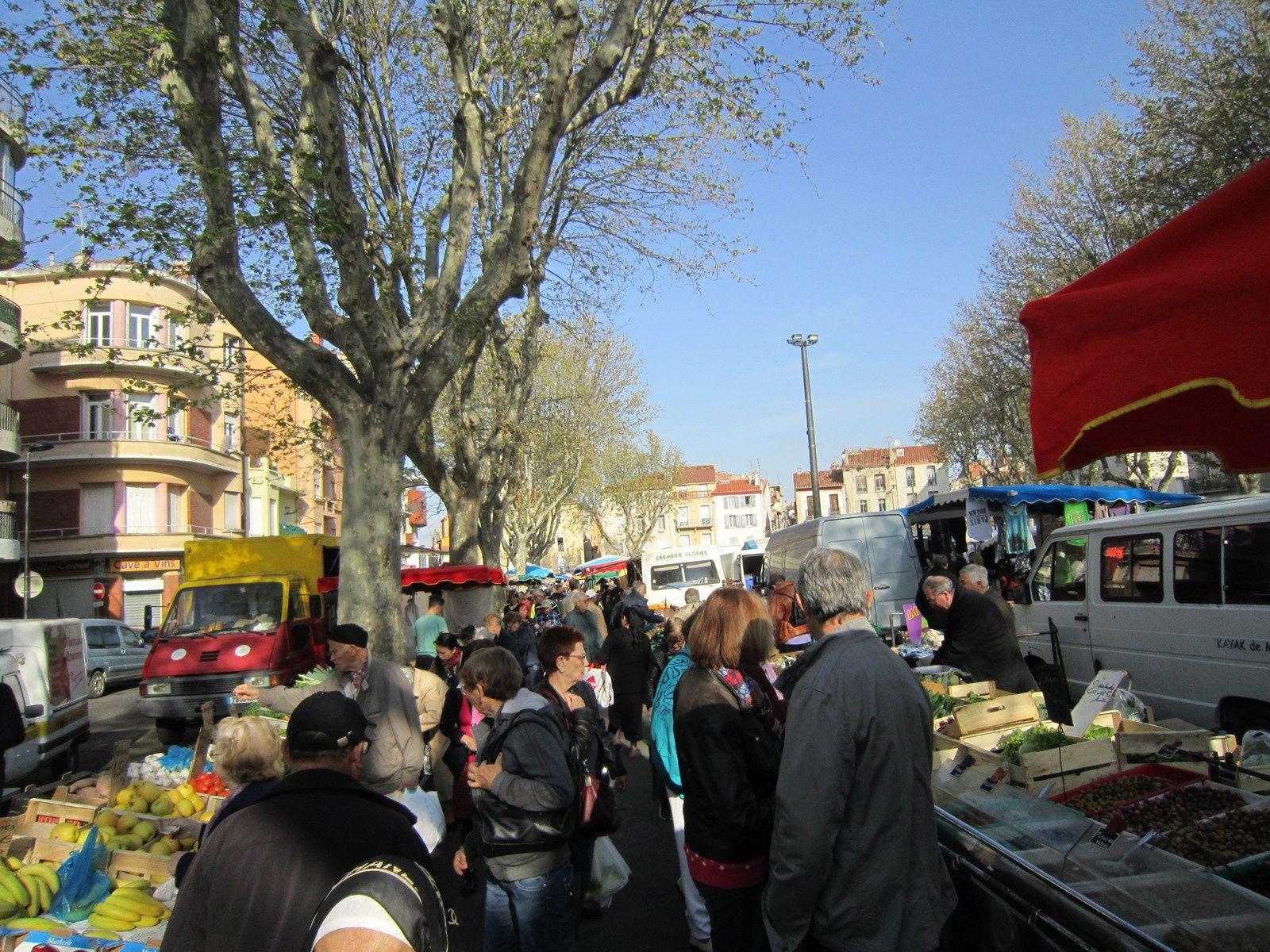 Place Cassanyes, Perpignan