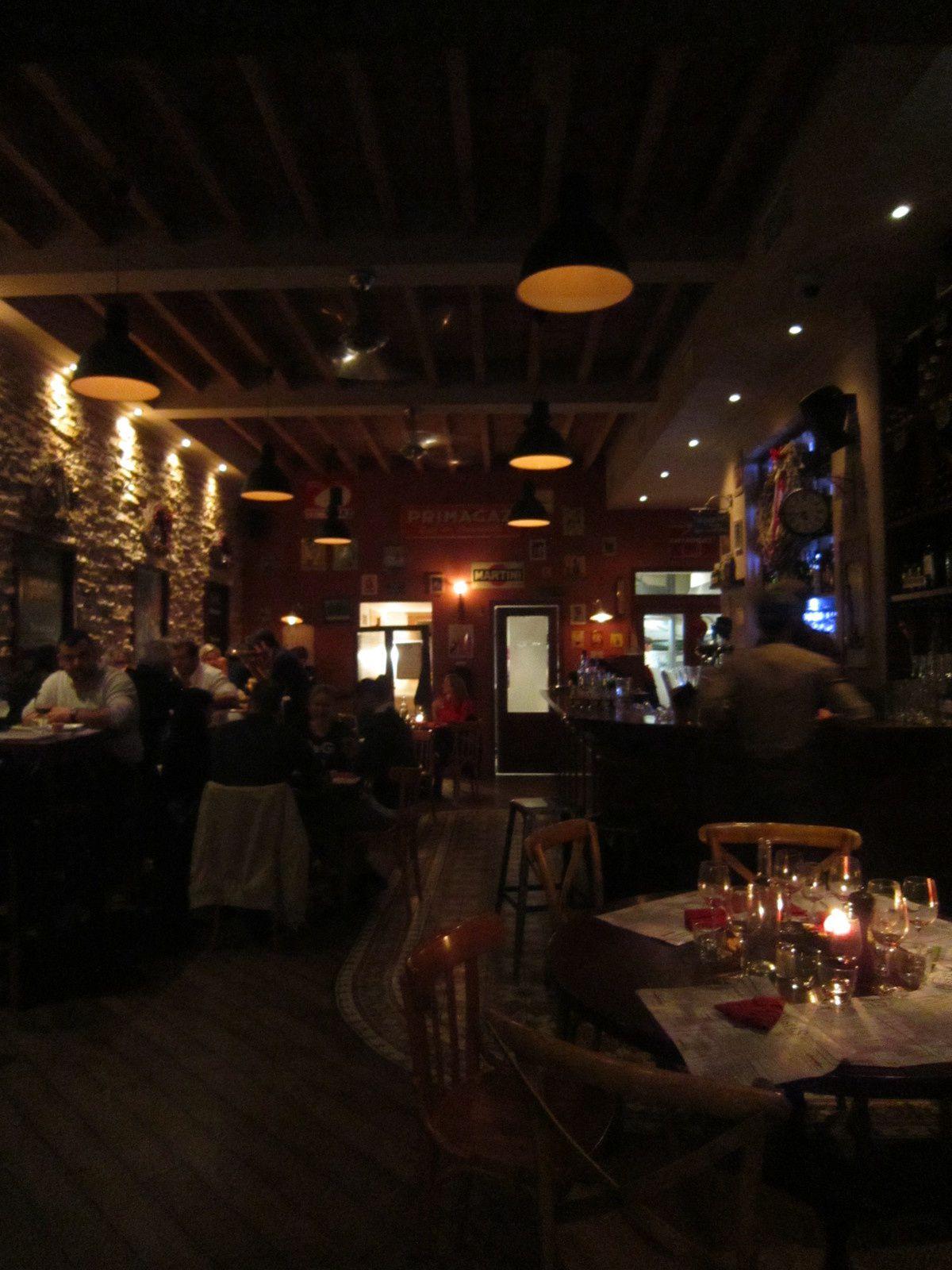 restaurant Le petit Pastis, perpignan