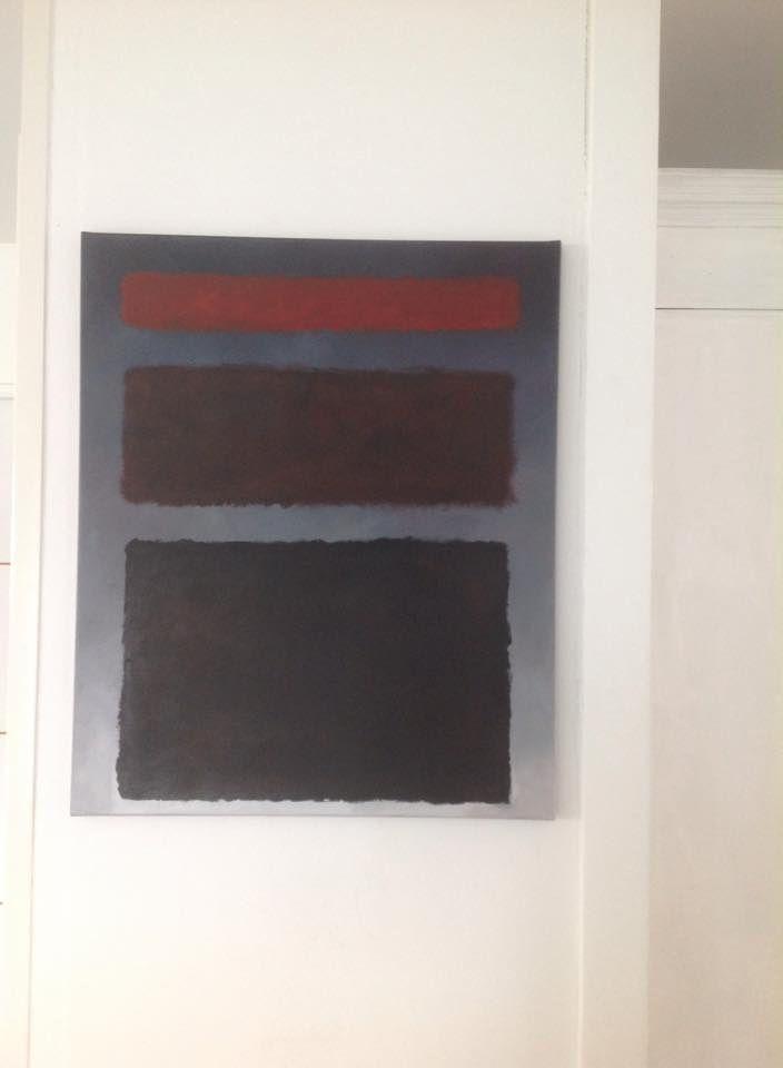 christine Vignaud artiste peintre, exposition le 8 janvier 2016 au restaurant Cote cour à perpignan