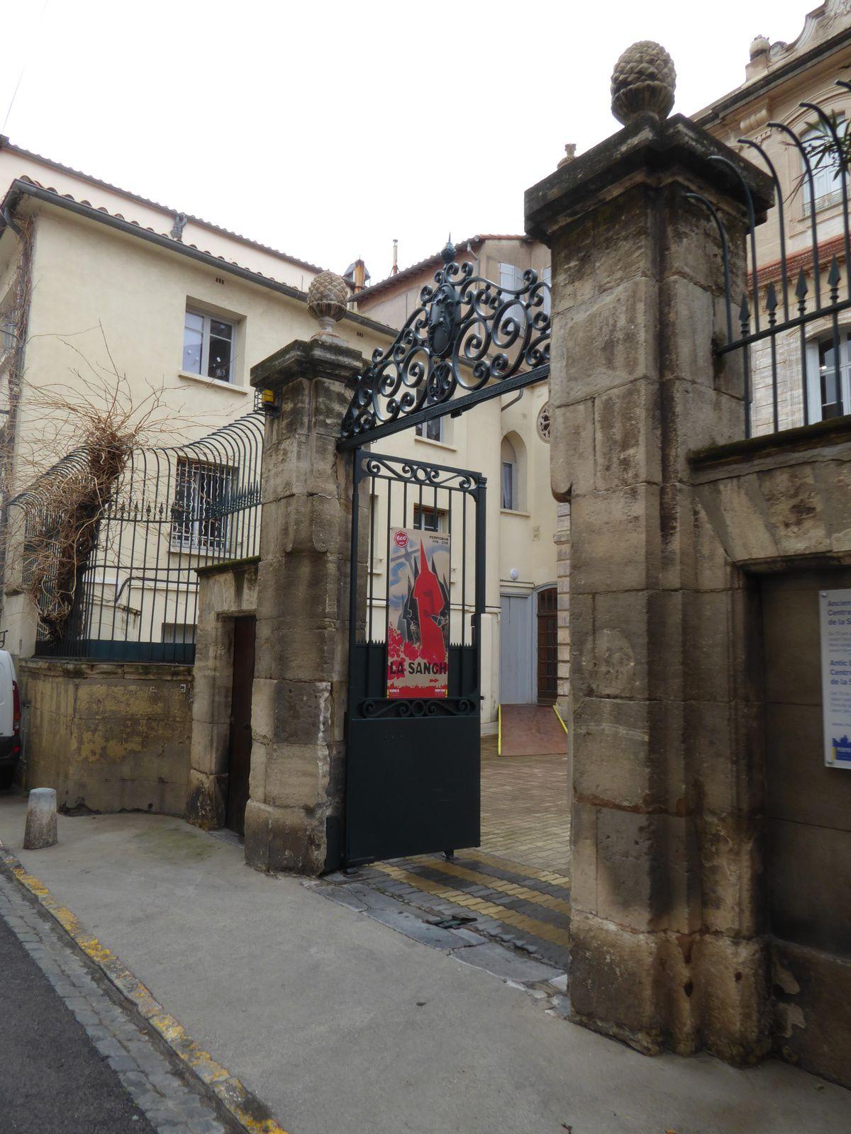 perpignan, expo &quot&#x3B;les 600 ans de la Confrérie de la Sanch&quot&#x3B; 2016