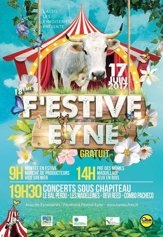 Fête de la montée en estive des vaches et des juments dans la vallée d'Eyne.2017
