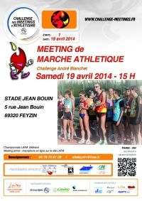 Meeting de marche athlétique André Blanchet