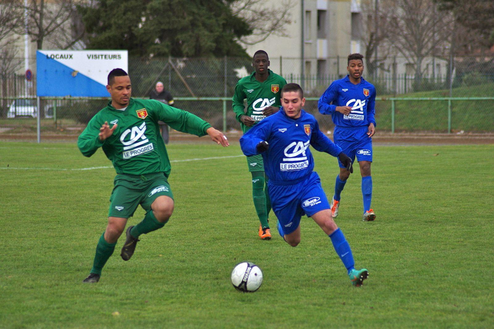 Ce dimanche un derby entre l'ASM(3) et l'USV  aura lieu à distance pour la montée en Ligue