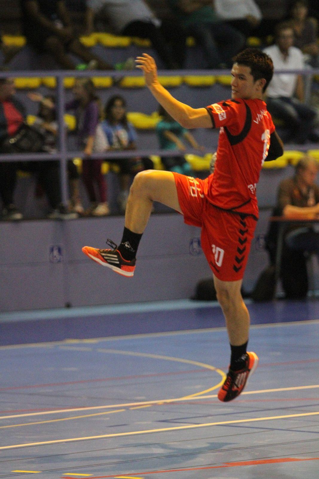 Vénissieux Handball a été sortie d'entrée de la Coupe de France