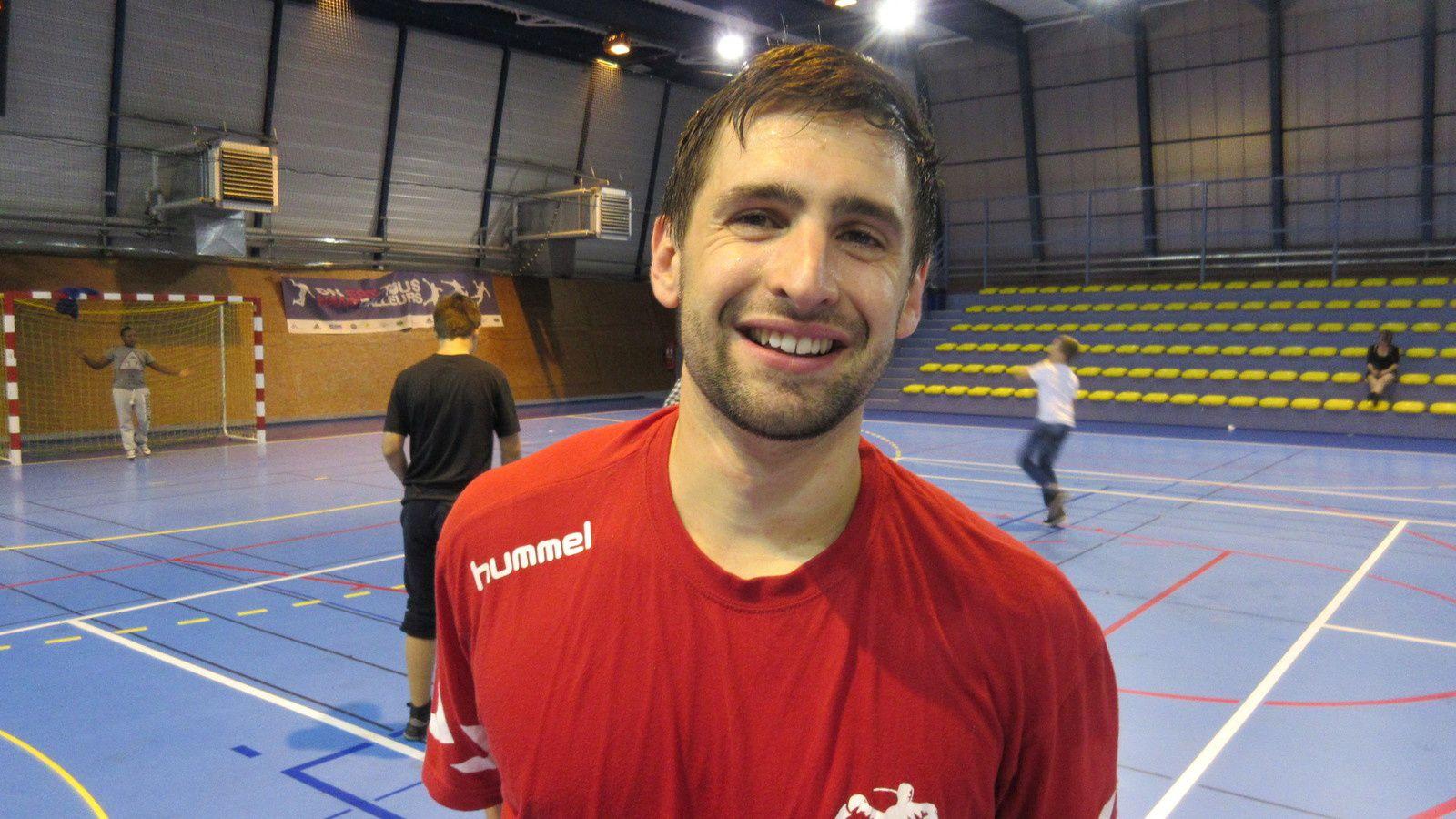 Anthony Cappellaro le nouveau gardien titulaire de Vénissieux Handball