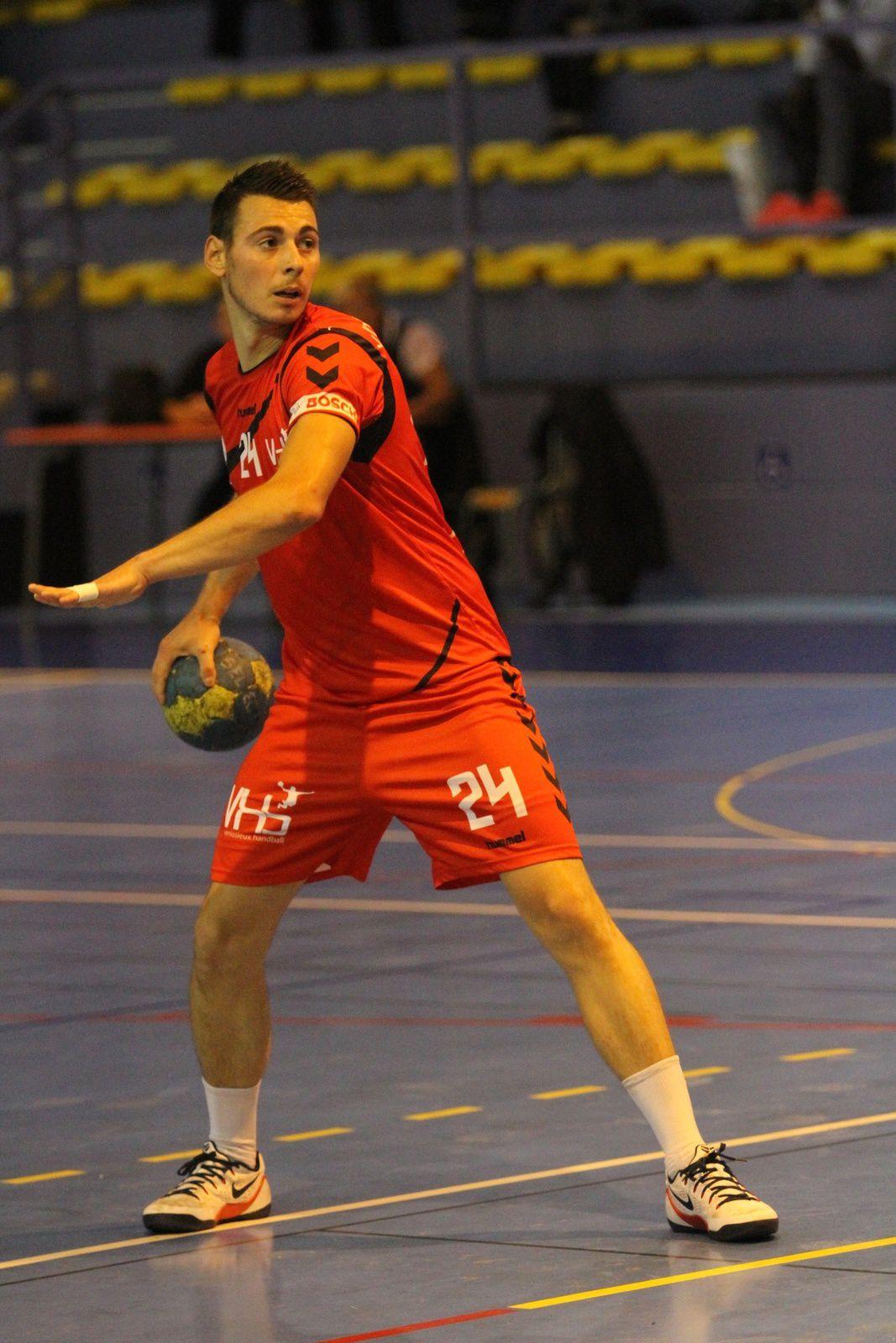 Vénissieux Handball prends le dessus sur Longvic