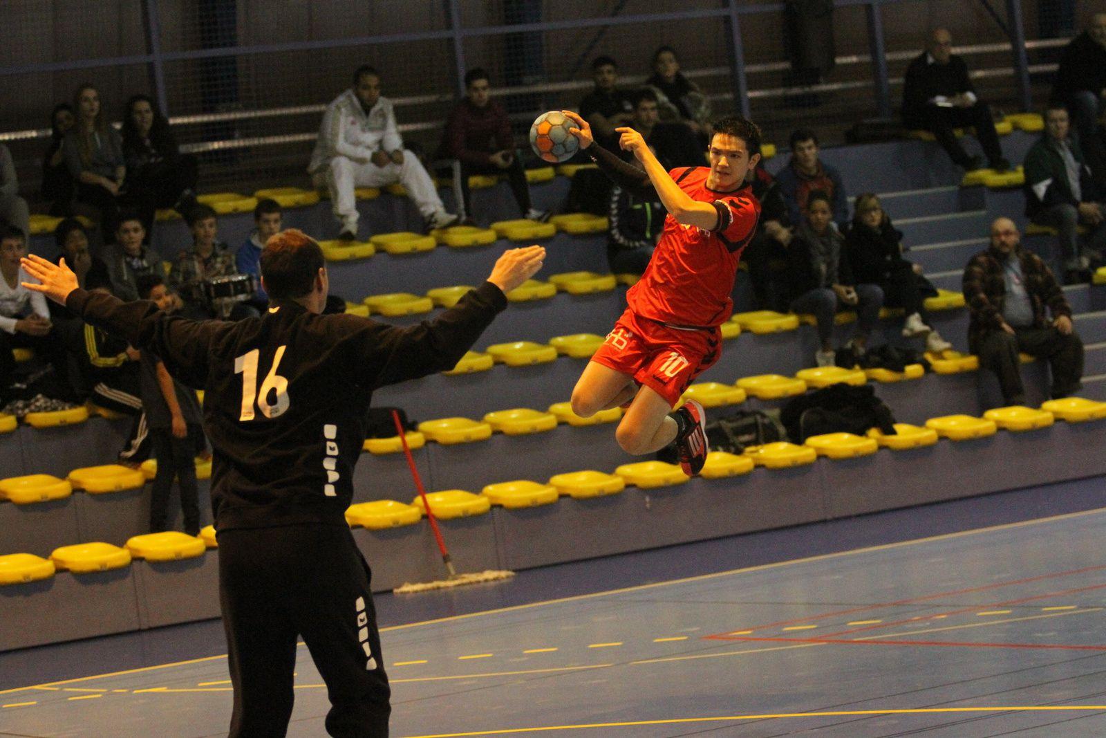 Révoilà les handballeurs locaux, co-leaders de National 2.