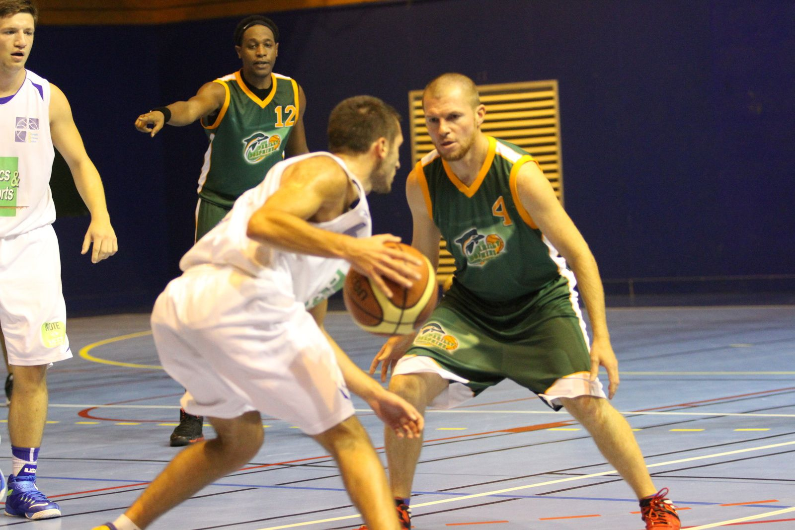 Le basket aura la part belle ce week-end