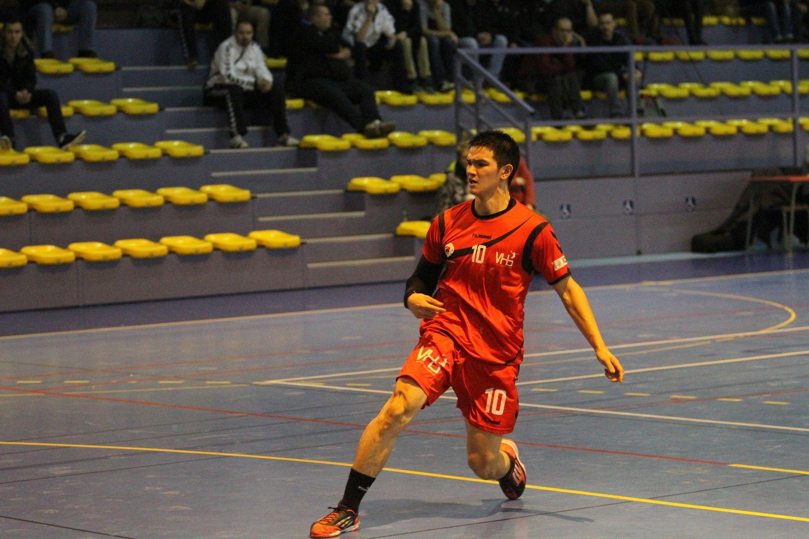 Vénissieux Handball a renoué avec le succès