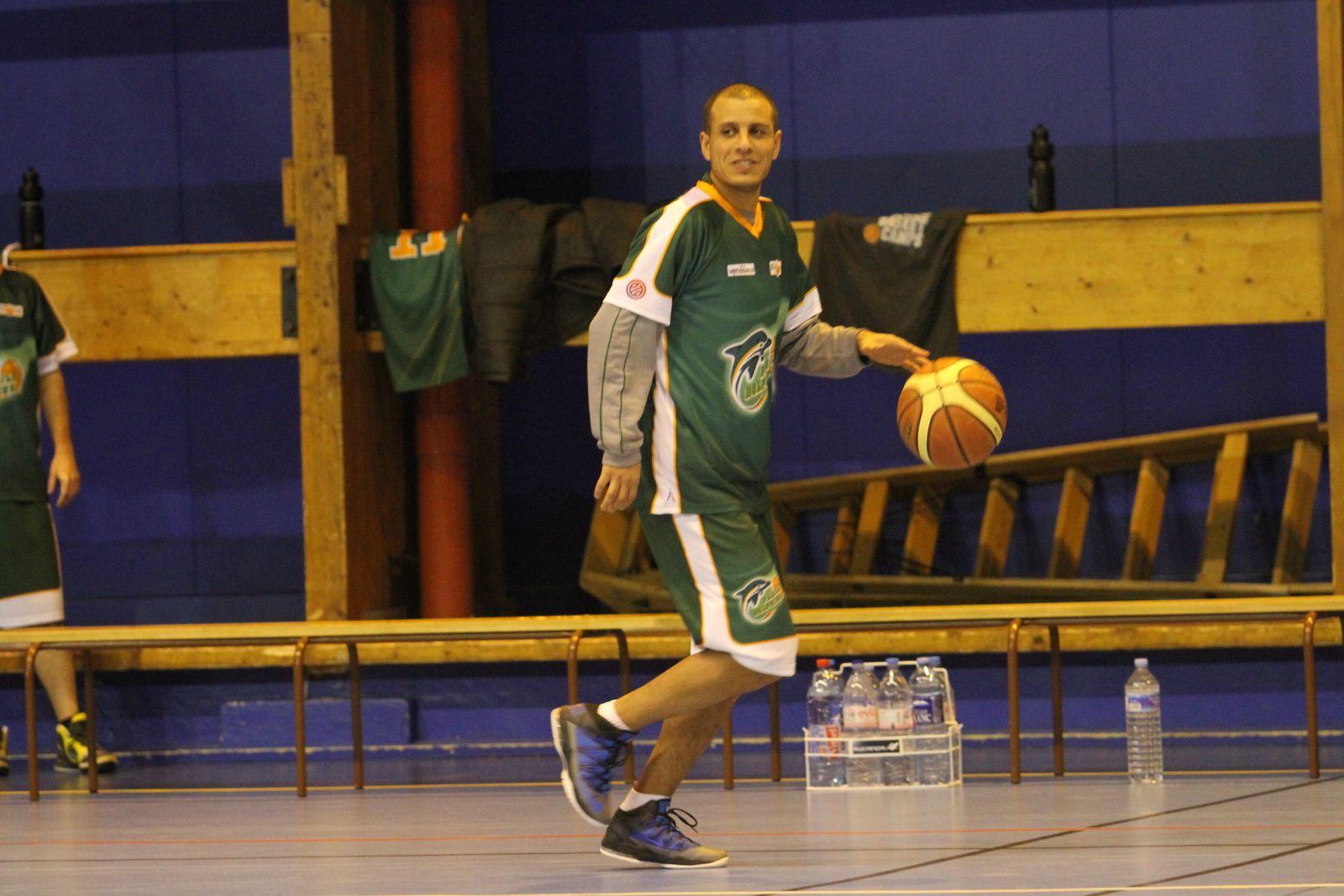 On reverra les basketteurs de Parilly en janvier en 64e de finale du Trophée Coupe de France