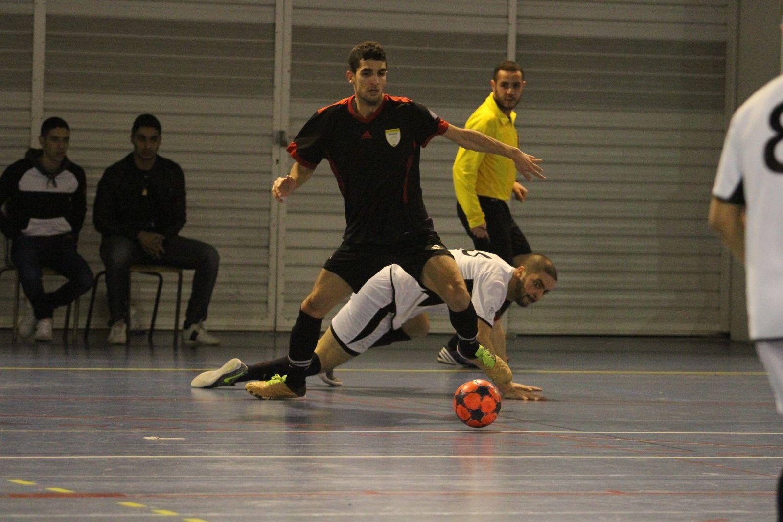 L'AS Charreard futsal conserve ses chances pour la première place de la poule honneur