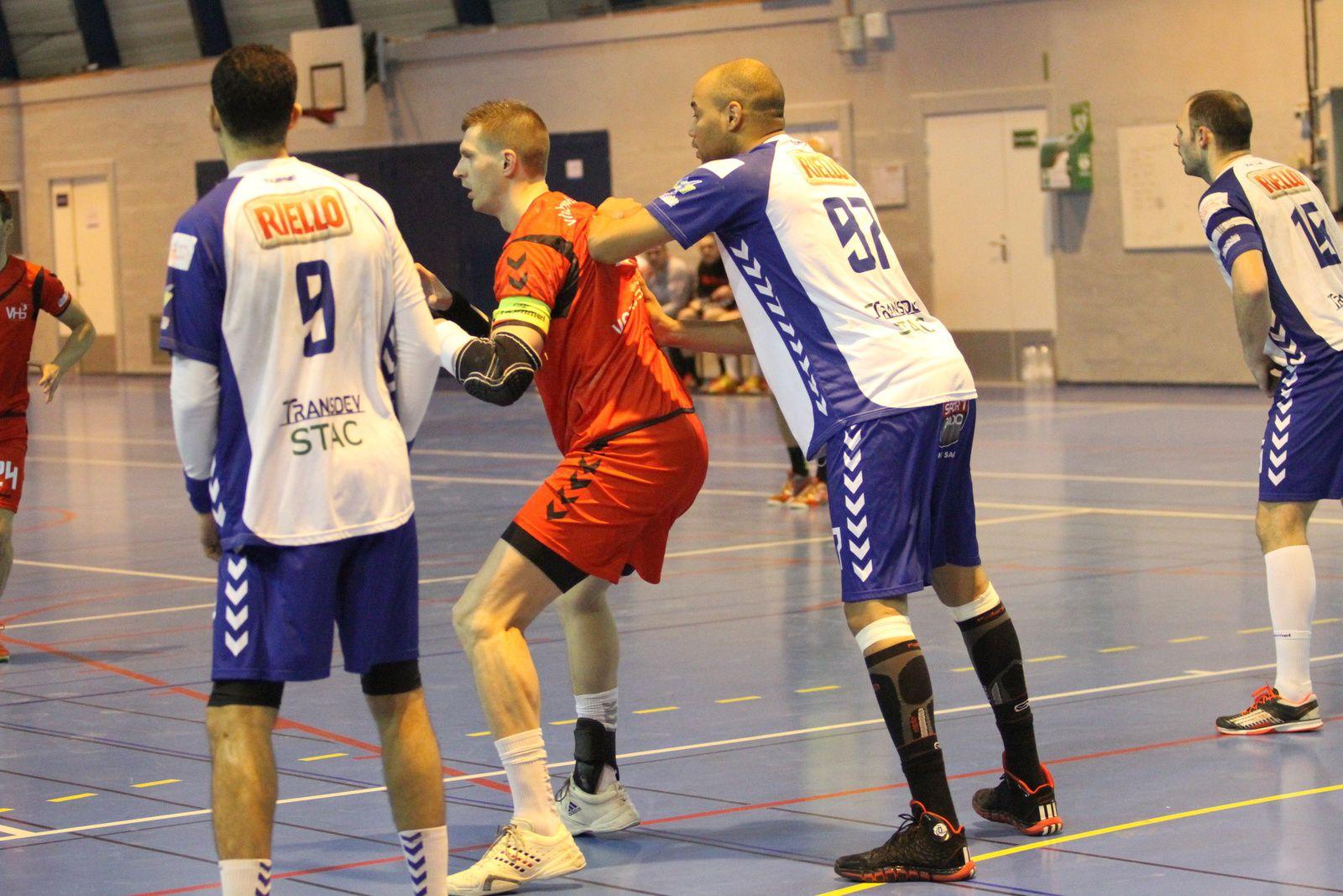 Capables du pire mais aussi du meilleur, Vénissieux Handball acrroche à son tableau de chasse, un top 3 de la poule de N2.