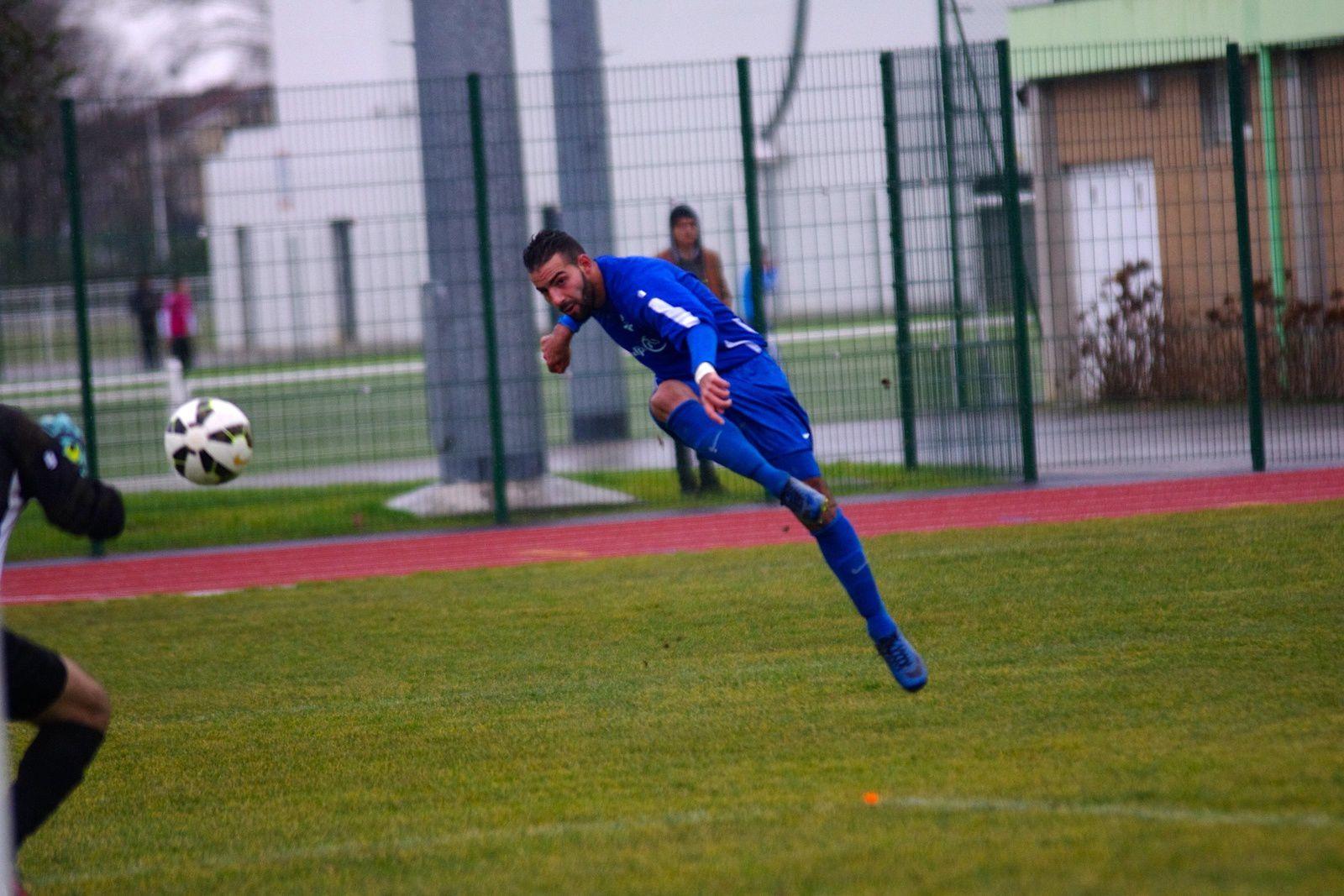 L'AS Minguettes a été éliminée de la Coupe Rhône-Alpes
