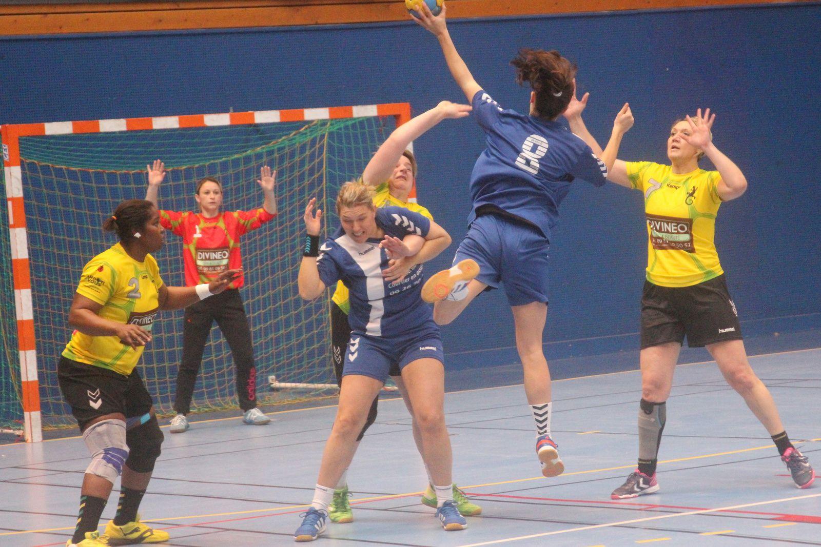 LA logistique de cet événément national était assurée par de jeunes joueurs et des bénévoles de Vénissieux Handball