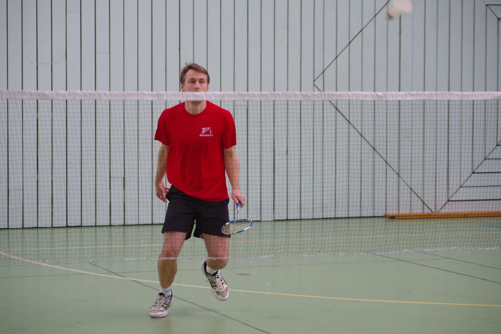 Les badistes du Vénissieux Badminton Sud-Est assurent le maintien