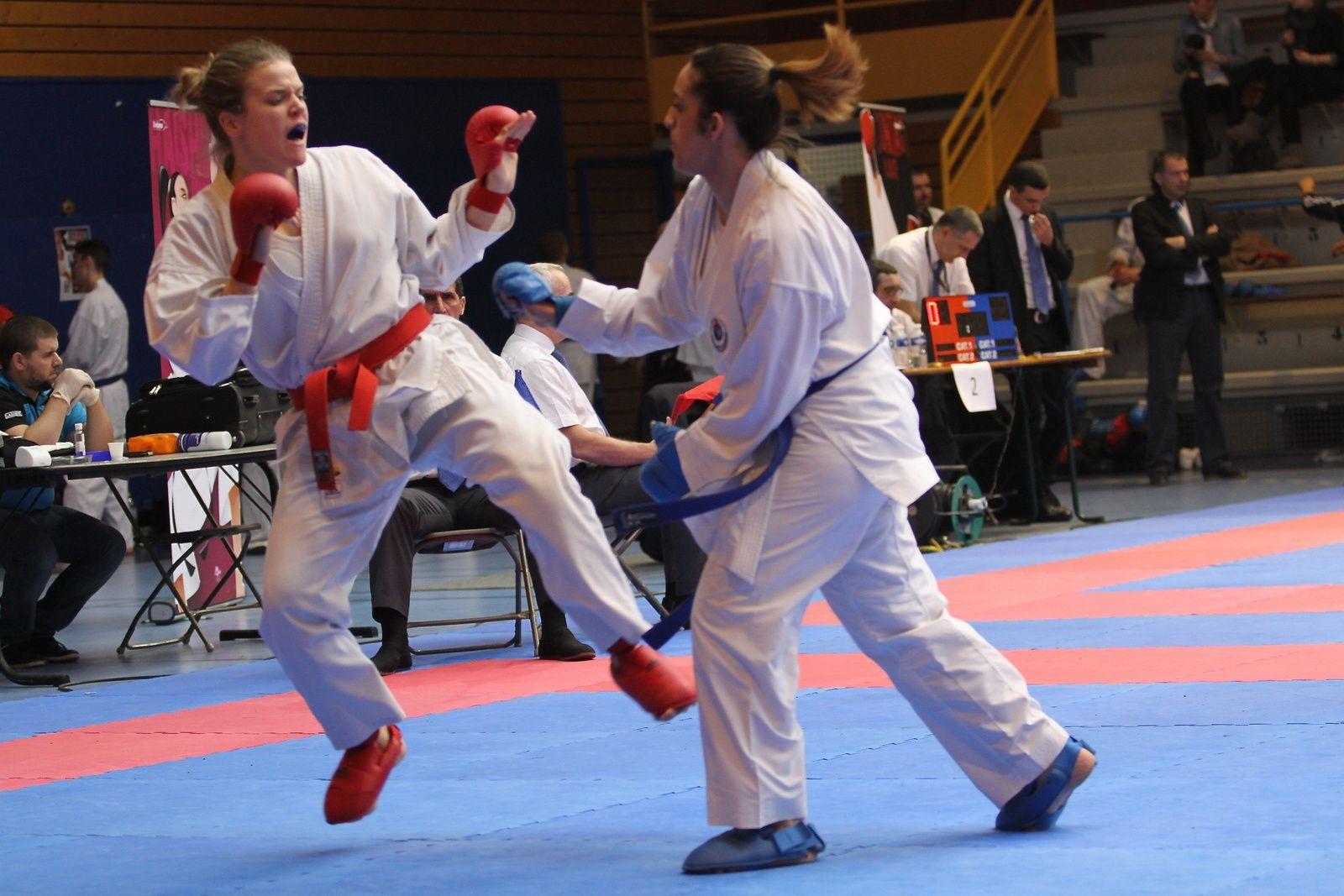 Les karatekas du Sen No Sen ont domùiné ces inter-régions vénissians