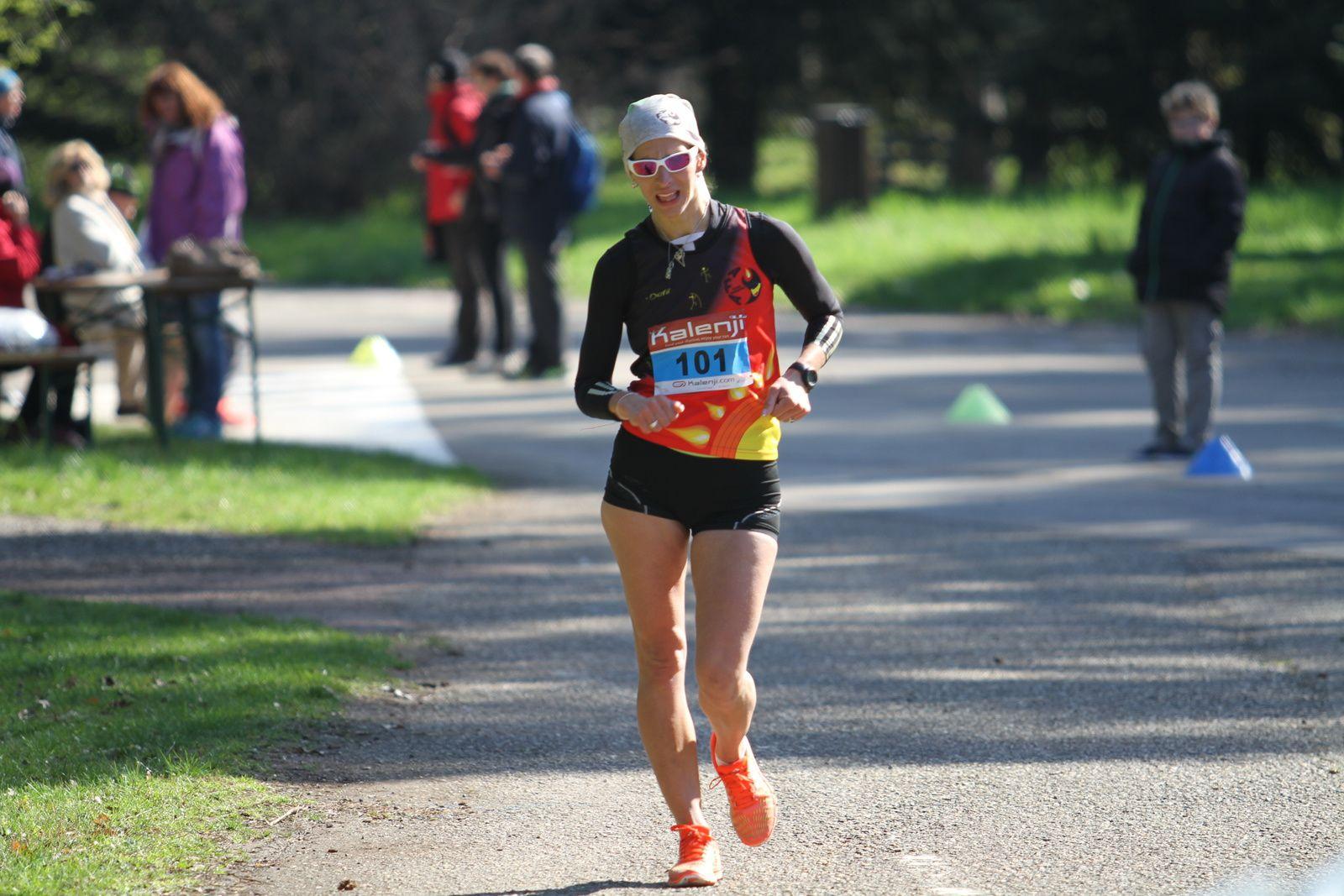 Les absents ont eu tort ce dimanche matin pour les 10 et 20km des Championnats Rhône-Alpes de marche sur route qui ont eu lieu à Parilly