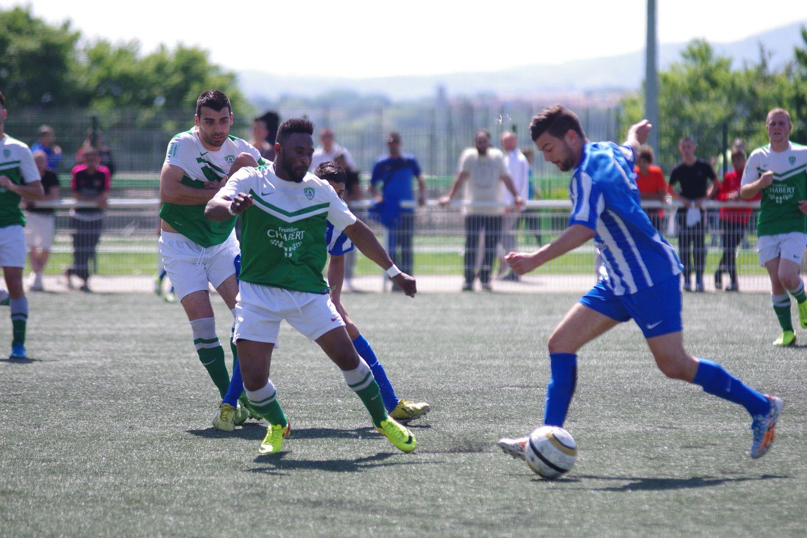 La réserve de l'ASVM a toutes les chances de finr le championnat à la première place de son groupe d'honneur régional