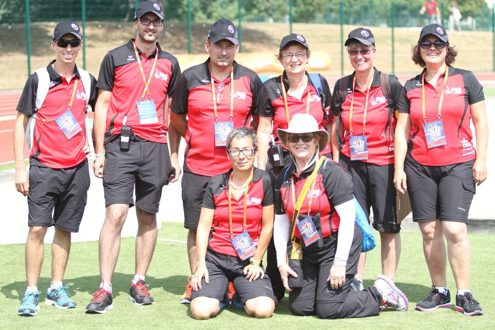 C'est parti pour les XXI Championnats du monde vétérans à Vénissieux