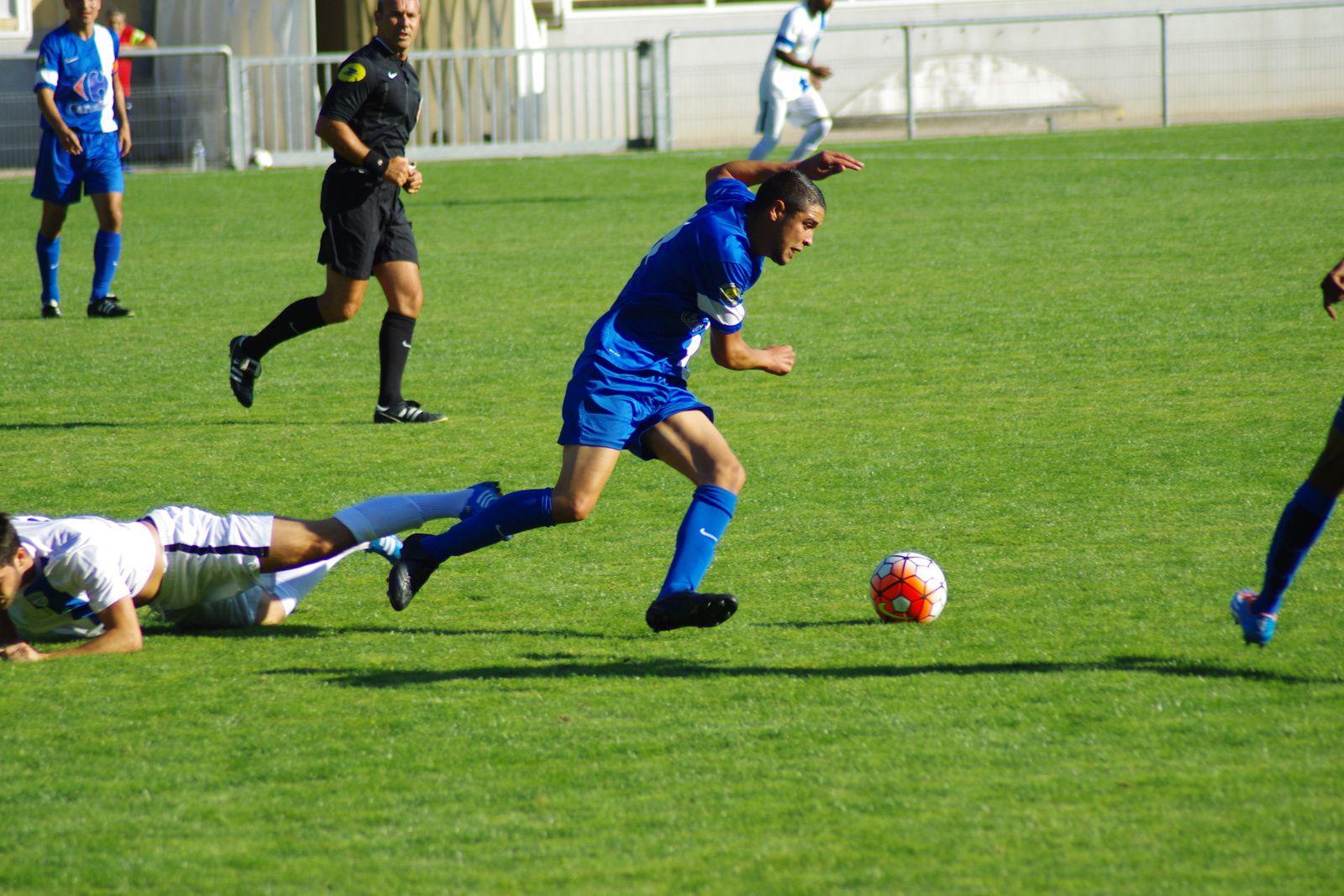 L'AS Vénissieux Minguettes aura affiché des valeurs qui lui permette malgré la défaite de croire en ses chances pour la suite du championnat