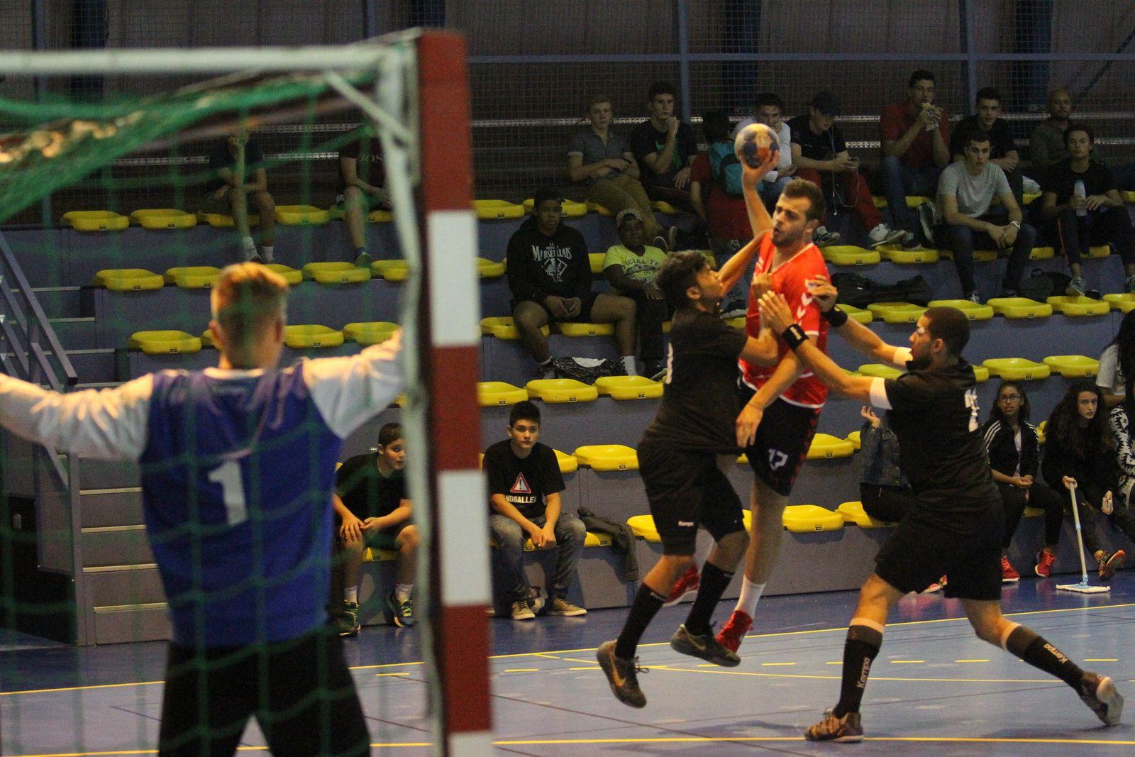 Les handballeurs locaux se qualifient pour le 3e tour de la Coupe de France