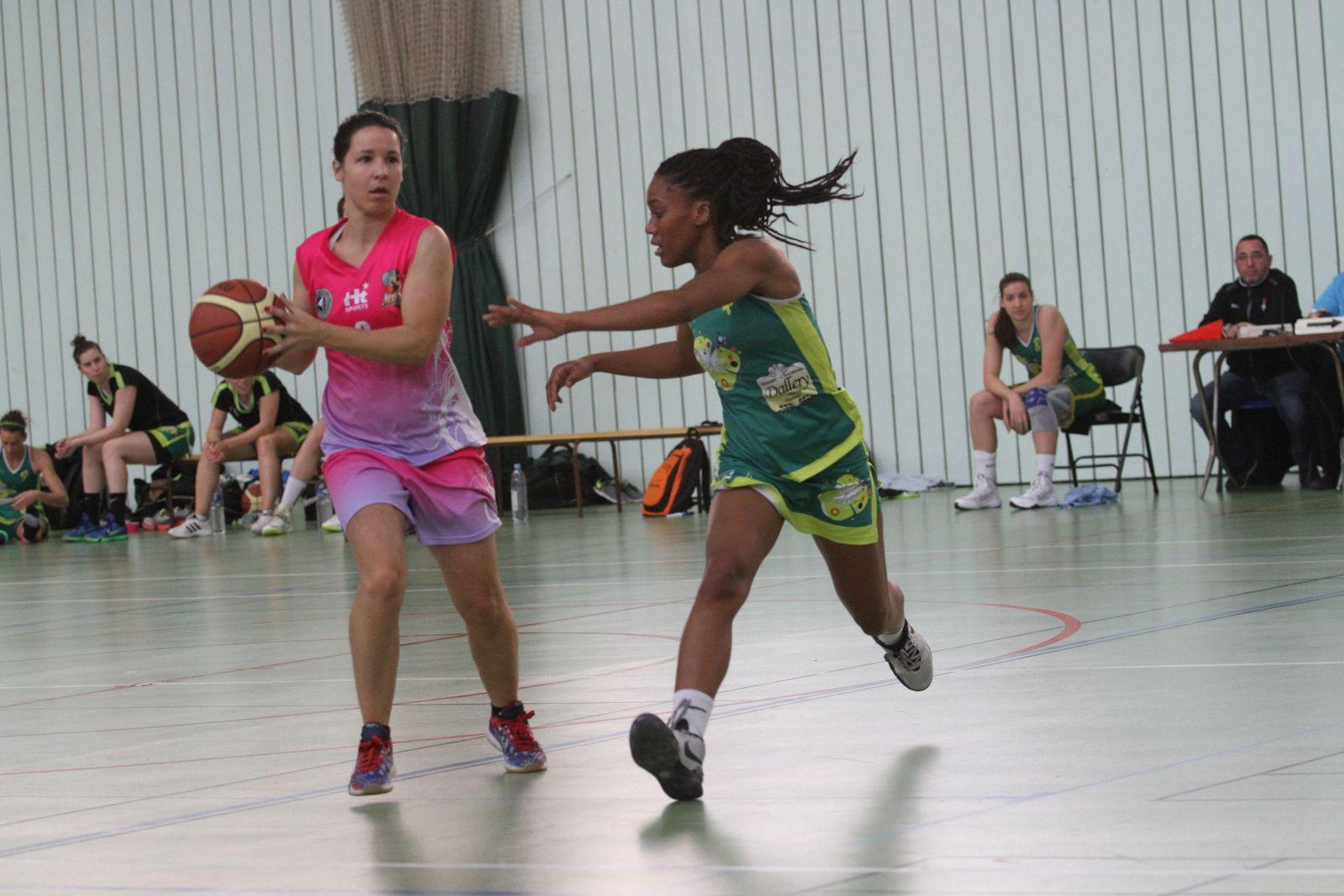 L'ALVP Basket finit  bien l'année 2015