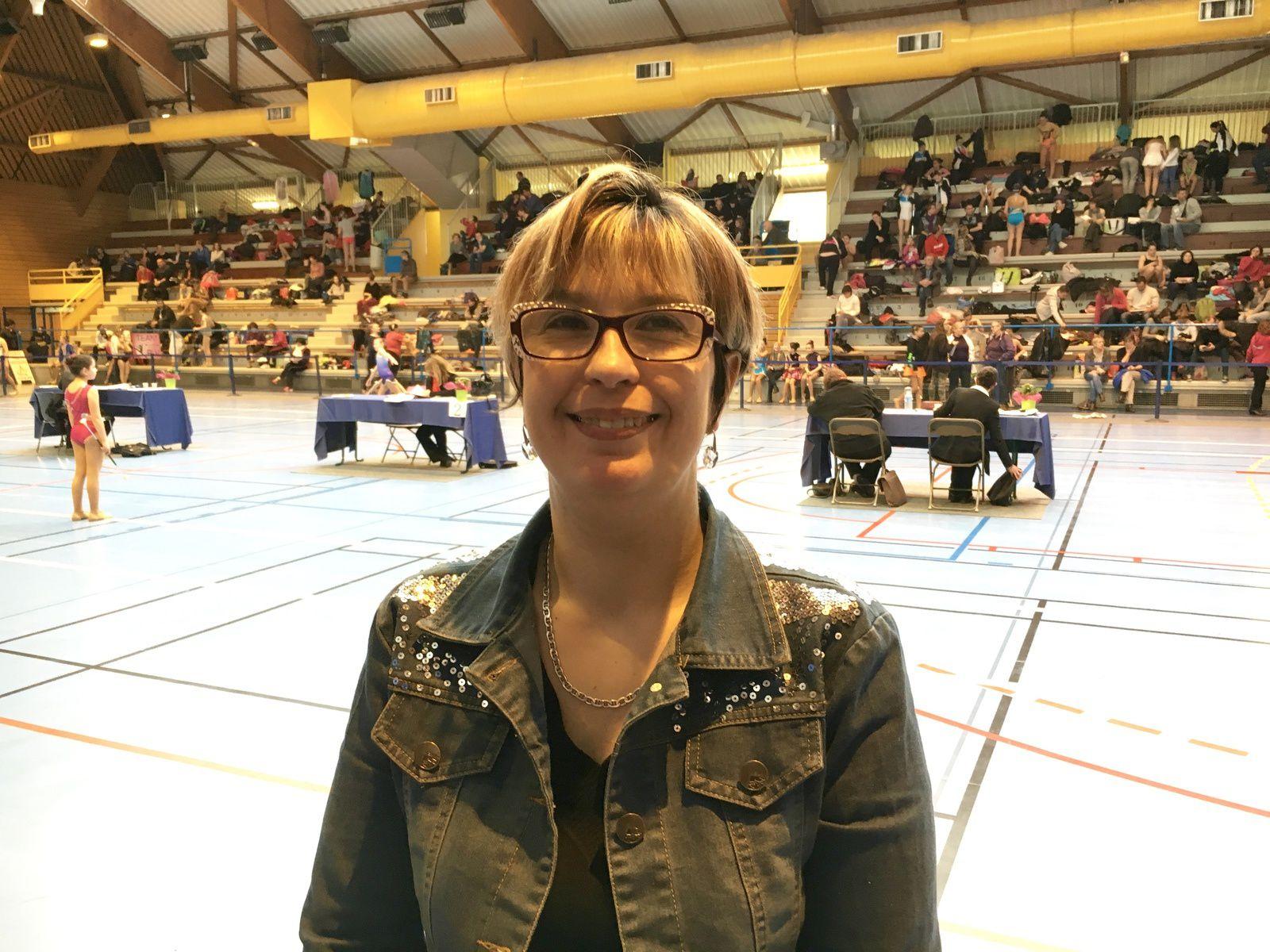 Valérie Girodon présidente de Vénissieux Twirling-bâton