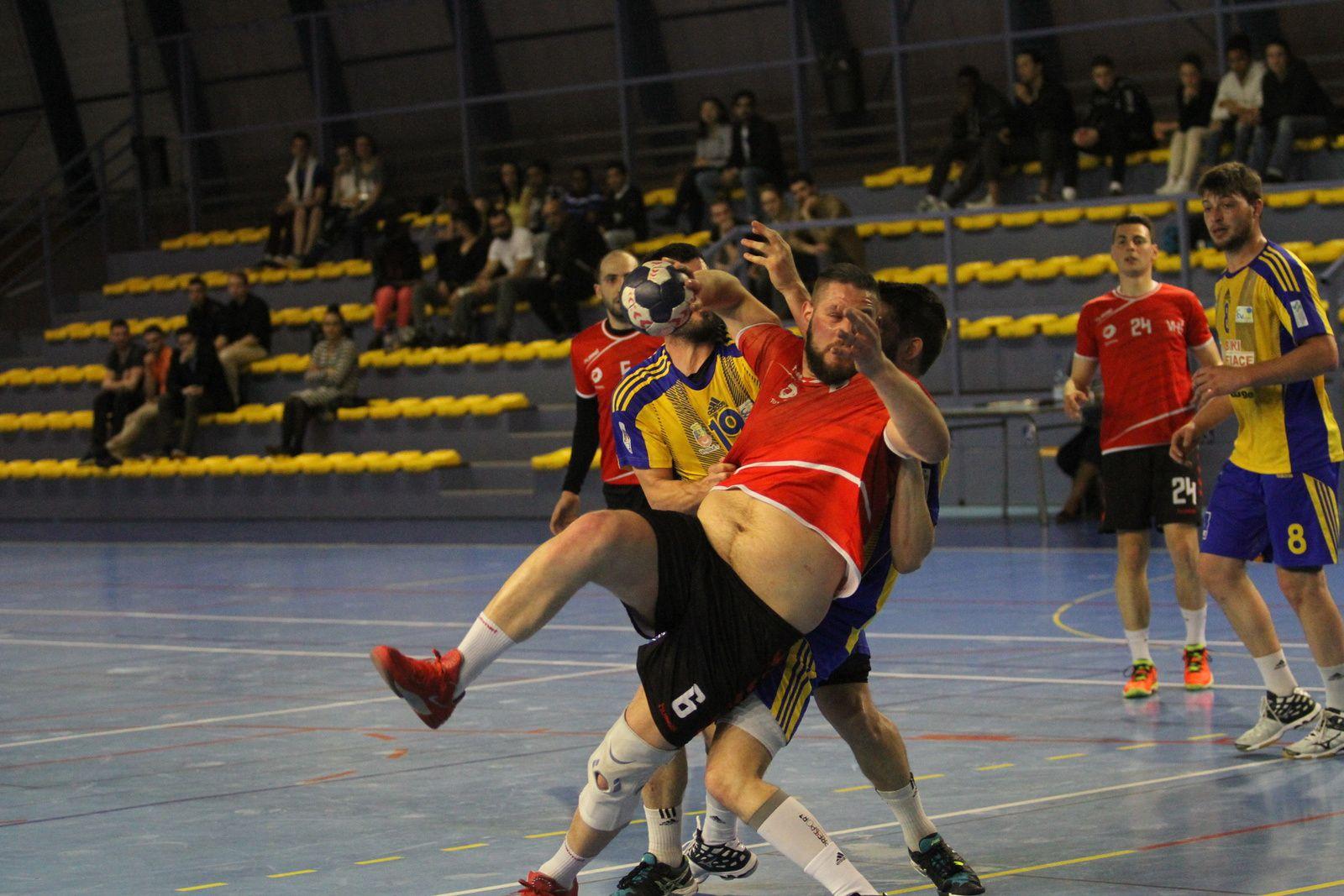 Les handballeurs vénissians se replacent dans le quatuor de tête de leur pouyle de Nationale 2