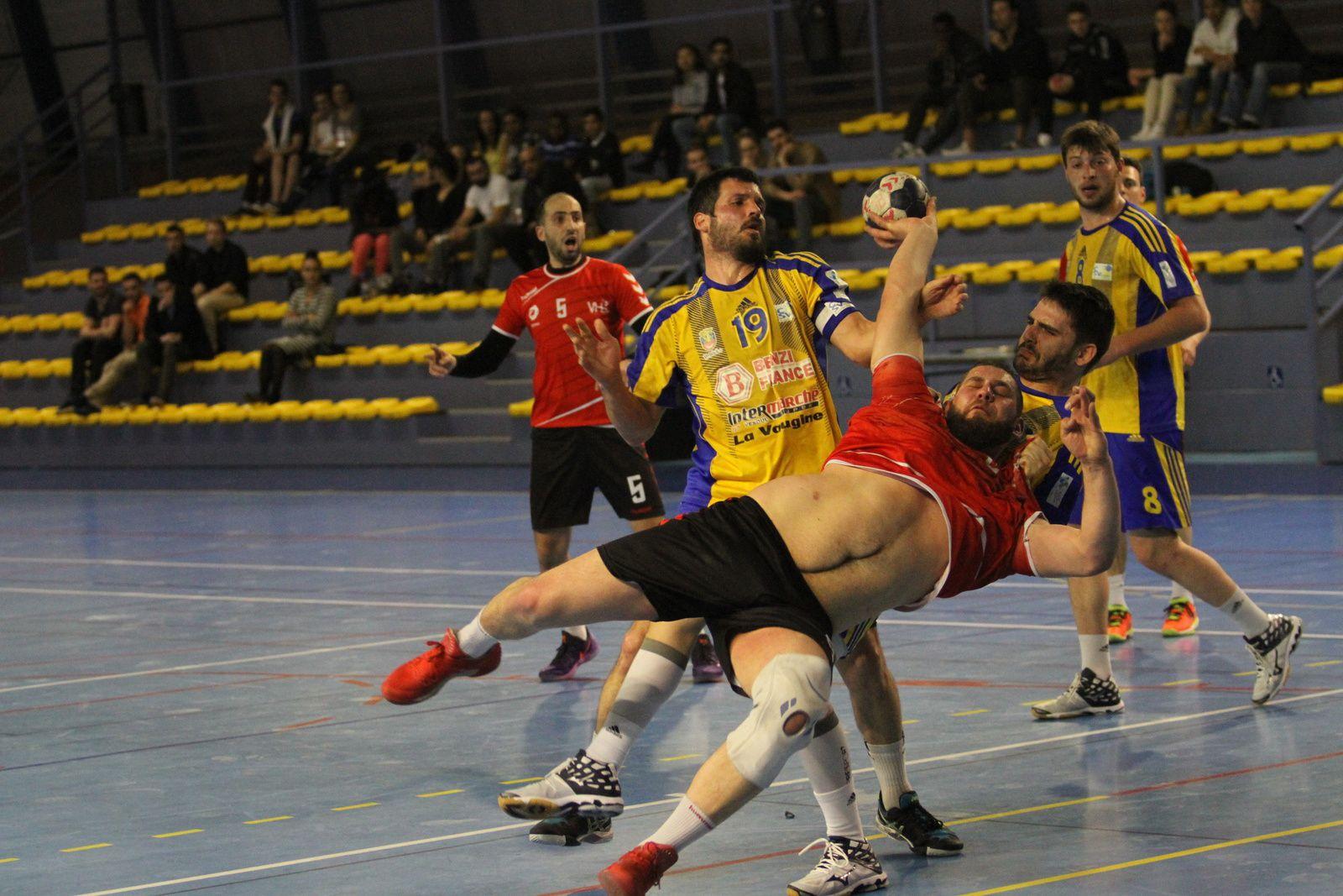 Vénissieux Handball reste en course pour la montée