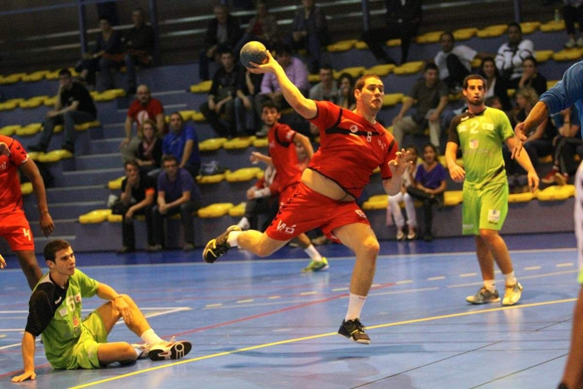 Week-end Coupe de France handball et football