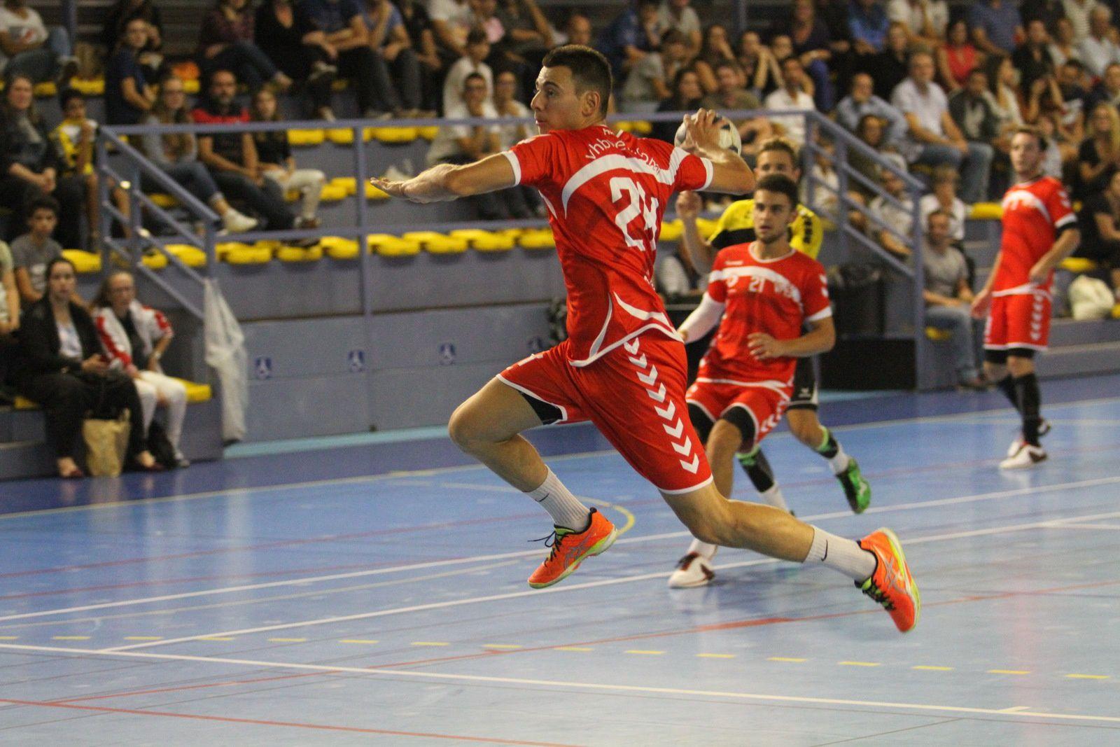 Pas de droit à l'erreur pour les handballeurs vénissians face à Dijon (2)