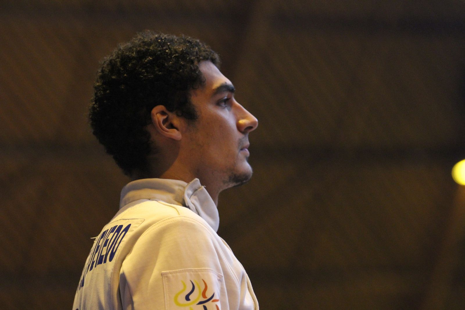 Arnaud Verrier (AS Bondy) la surprise à 100 contre 1 de ce dimanche.