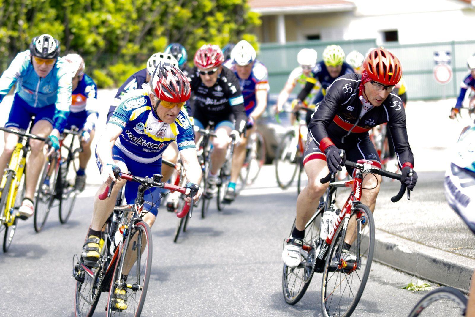 Le Grand Prix Cycliste Dalkia - Marcel Houël du VCMB a tenu toutes ses promesses