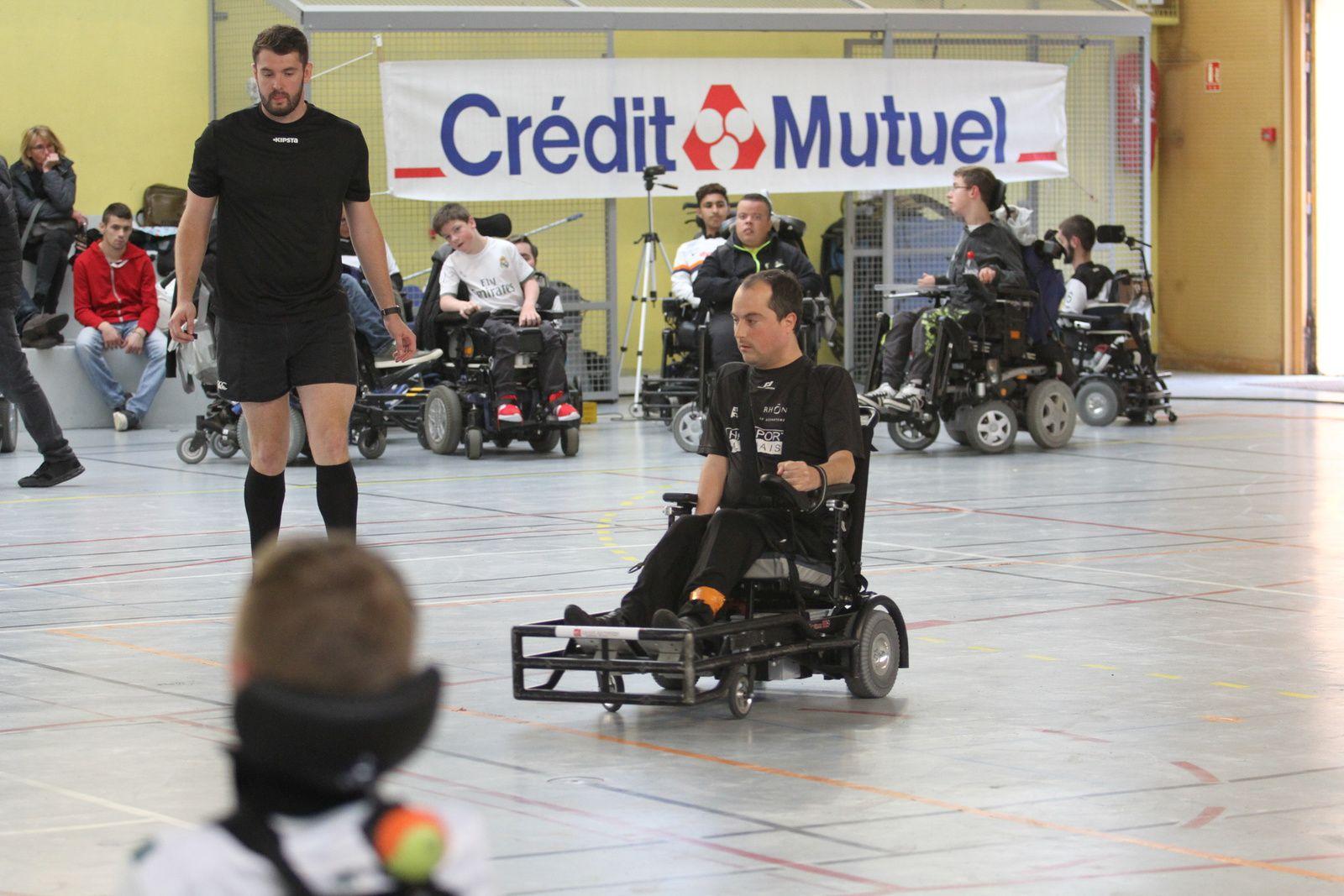 L'équipe fanion d'Handisport Lyonnais devrait évoluer en D1 la saison prochaine