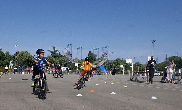 La fête du sport et de la jeunesse drâine un public jeune de  pluys de 2000 unités