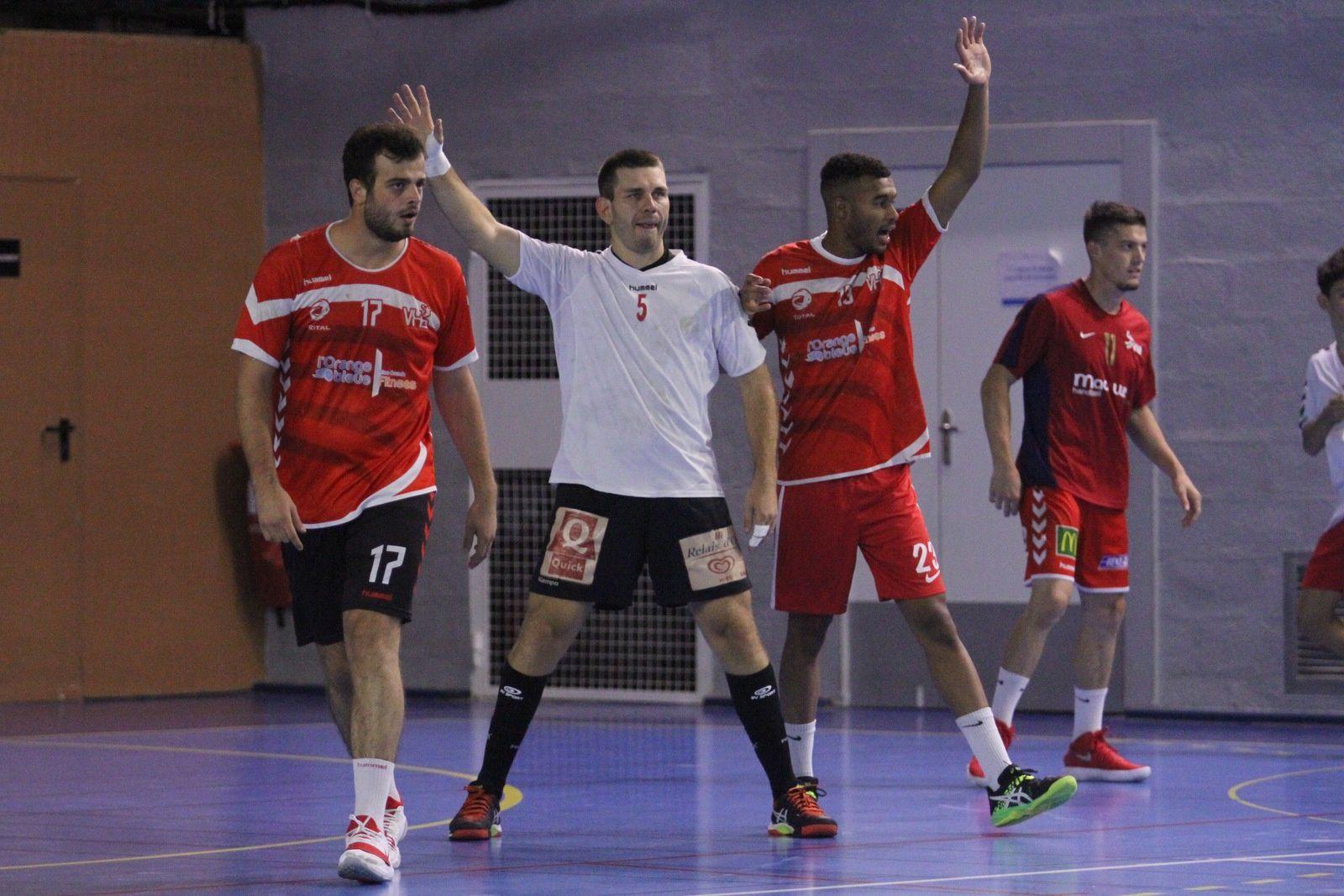 Fin de préparation pour les handballeurs vénissians