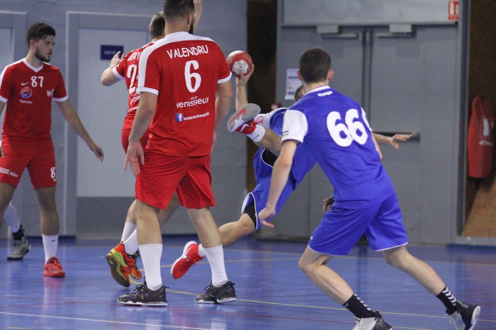 V nissieux handball sera pr sent au 3e tour de la coupe de france sports v nissians - Handball coupe de france ...