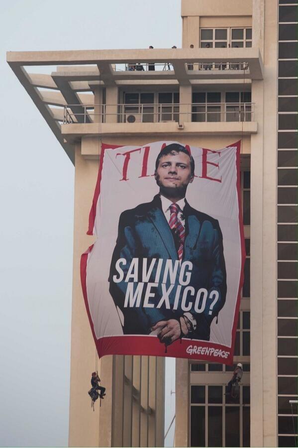 El MONTAJE DEL Chapo Guzmán habría financiado la campaña de Peña Nieto @EPN