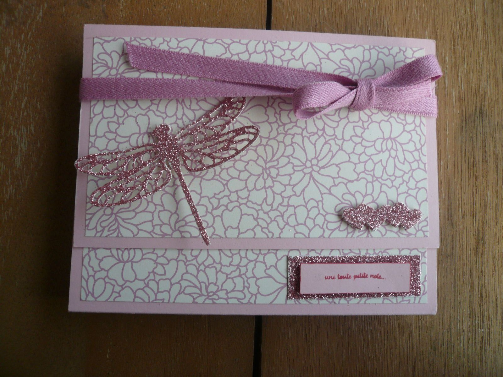 Coffret carte ou mini